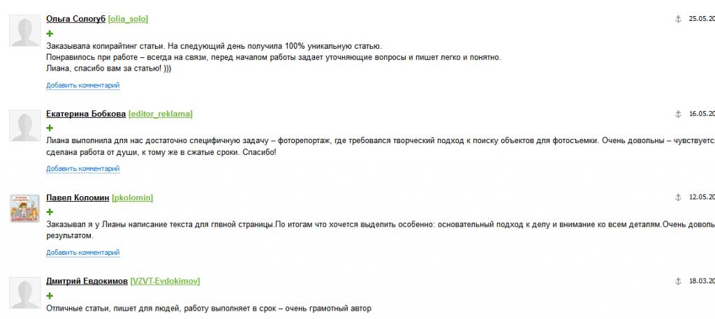 FireShot Screen Capture #051 - 'Отзывы о фри-лансере Лиана Усольцева [liechka1] - фриланс, удаленная работа на FL_ru' - www_fl_ru_users_liechka1_opinions